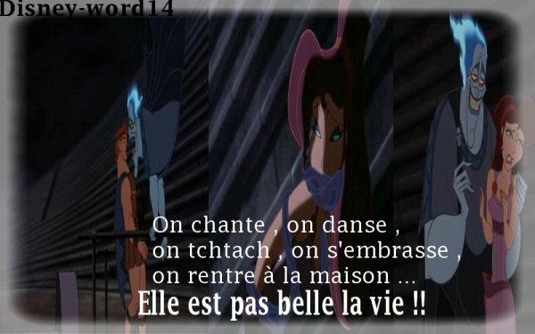 Scène Disney- Hercule