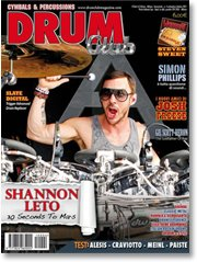 Shannon fait la première page !