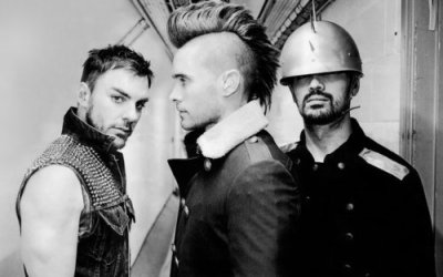 Semaine Thirty seconds to mars !