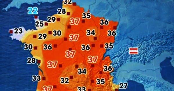 Vous venez de vivre la nuit la plus chaude depuis 145 ans !