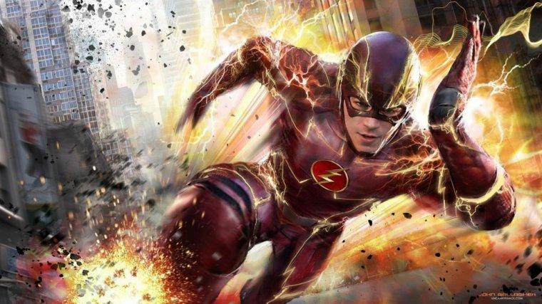 The Flash Saison 1 : Résumé des épisodes + acteurs