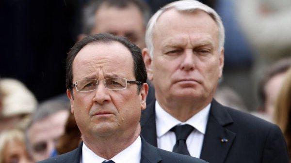 Sondage : rien ne va plus pour Hollande et Ayrault