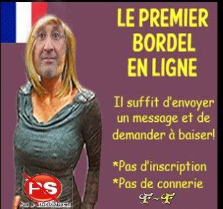 le premier bordel de  France