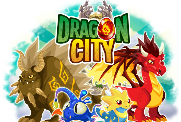 bienvenu à dragon city