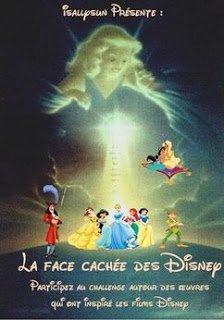 Challenge LivrAddict - La Face cachée de Disney