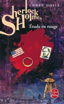 Sherlock Holmes, Etude en rouge, de Sir Arthur Conan Doyle