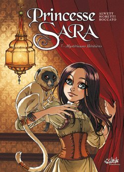 Princesse Sara, tome 3 : Mystérieuses héritières