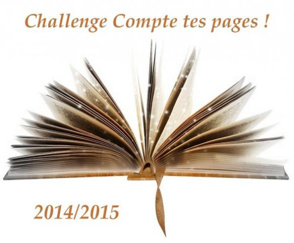 "Challenge ""Compte tes pages"""