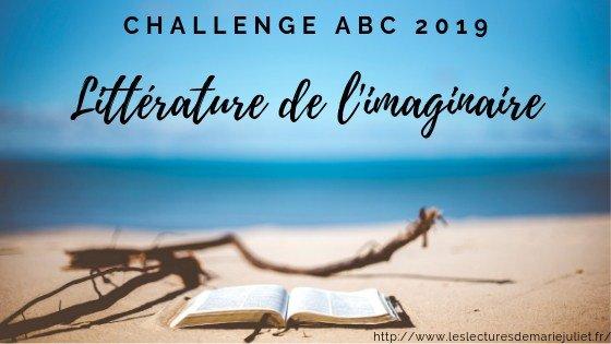 Challenge ABC Imaginaire 2019