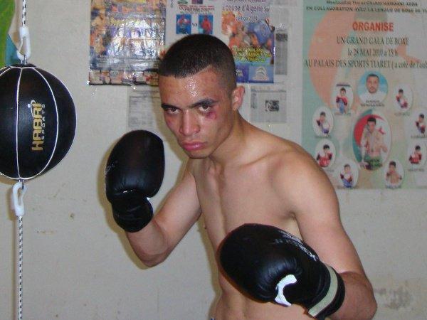 dahou djamel boxeur professionnel