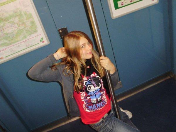 Clarisse, Ma fotograf' ;)... <3