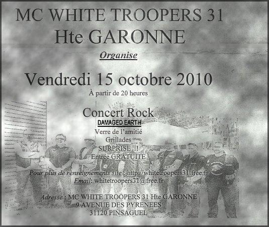 Nouveau concert!