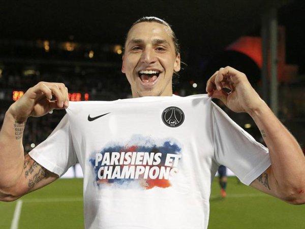 Le PSG remporte son 3em titre de champion de France à Gerland !