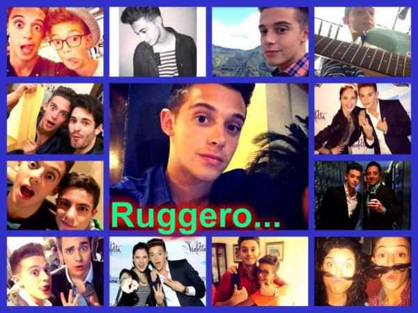 Feliz Cumpleanos Ruggero ! On t'aime ! ♥♥♥ 21 ans ♥