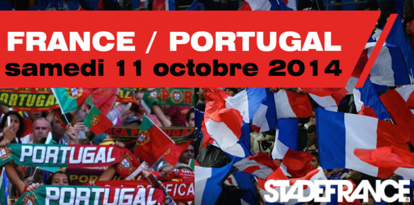 France-Portugal ce soir ! ♥