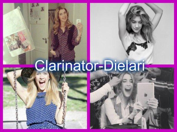 Pour Clarinator-Dielari CLARA ! ♥