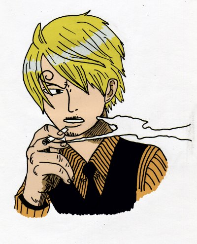 Sanji (One Piece)