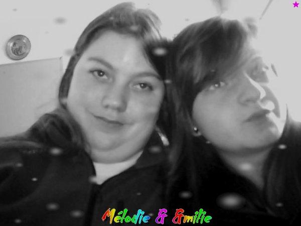 ma cop Emilie et moi