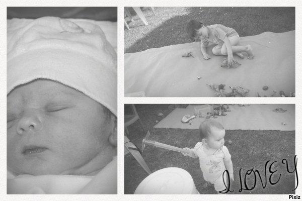 Lilian , Lucas , Vincent .