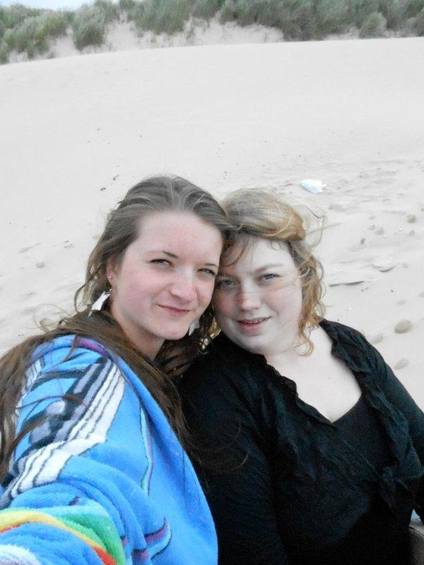 <3 Emilie et moi <3
