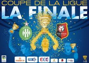 Finale coupe de la ligue .