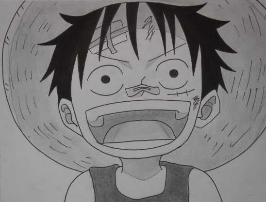One piece dessin !