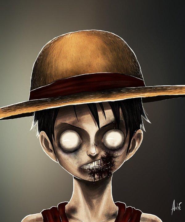 Luffy Zombie !