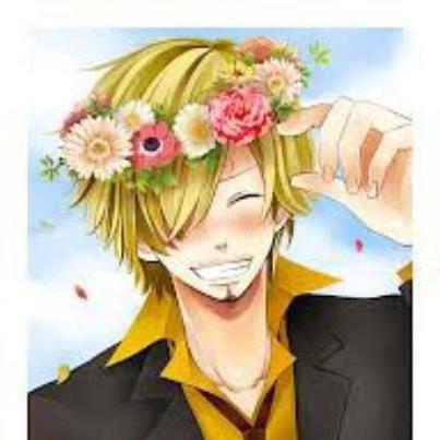 Sanji beau gosse !
