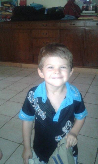 Mon petit frère Luc
