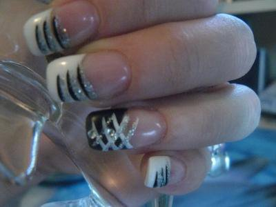 faux ongles dessin