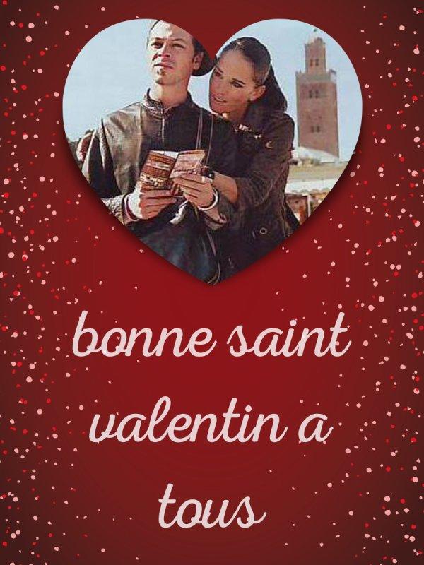 joyeux saint valentin a tous