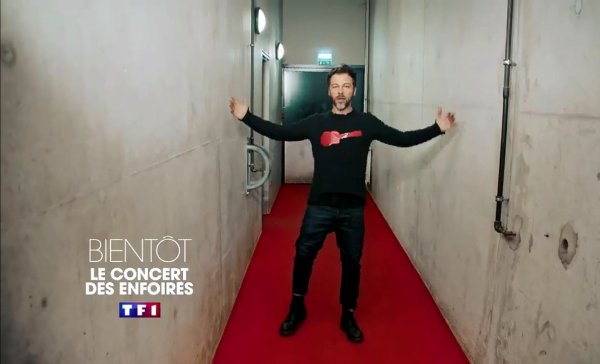 Diffusion du concert des Enfoirés 2018 le 9 mars sur TF1 !
