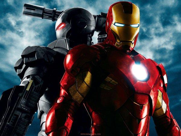 "Iron heart. ""Human skins""."