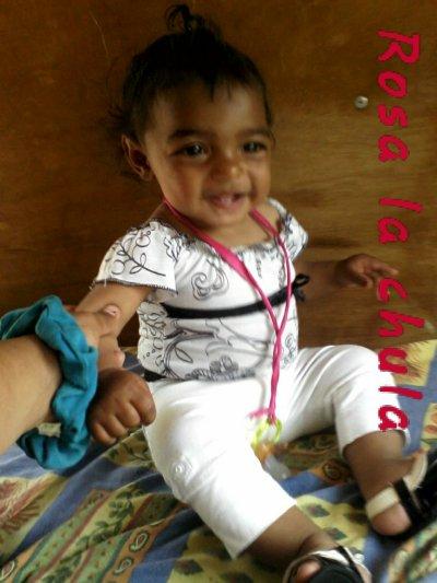 mon autre petite fille rosa