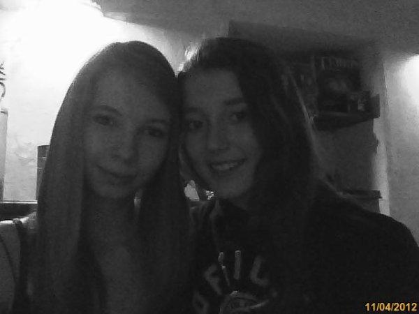 Moi & Aurore ♥