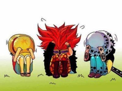 Kidd, Law ou Luffy qui est le meilleure pour vous ? XD