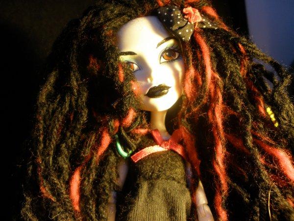 présentation de mes dolls secondaire