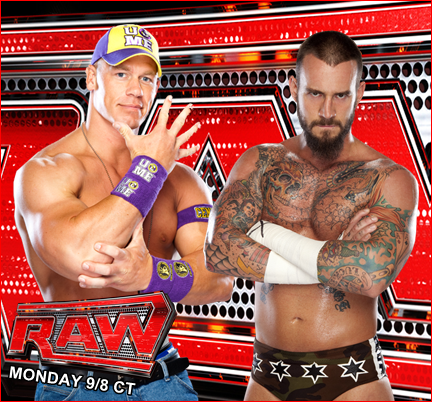 Préview Monday Night Raw
