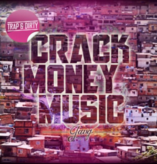 Crack Money Music 2013 / Dark Light pt.1 (Instrumental Demo) [Prod. By Jon.Es PH2N] (2013)