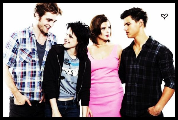 alice et edward et bella et jacob