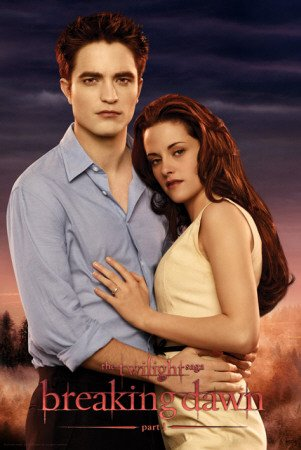 le couple bella et edward cullen