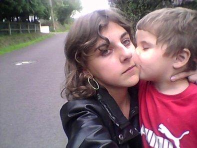 Moi et mon Amour de petit frère ♥