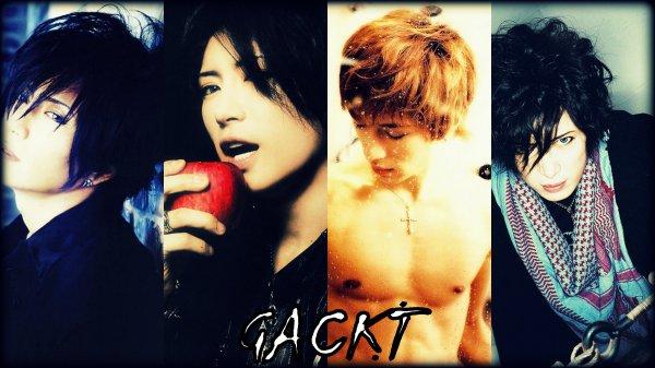 Gackt ... <3
