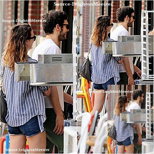 10juillet, Leighton & Adam dépensent ensembles à Manhattan