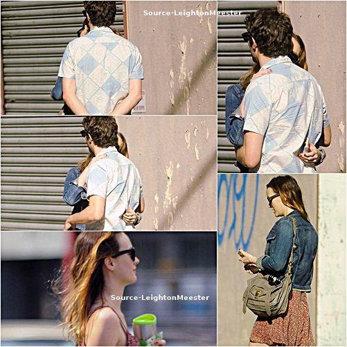 24juillet, Leighton & Adam à New-York