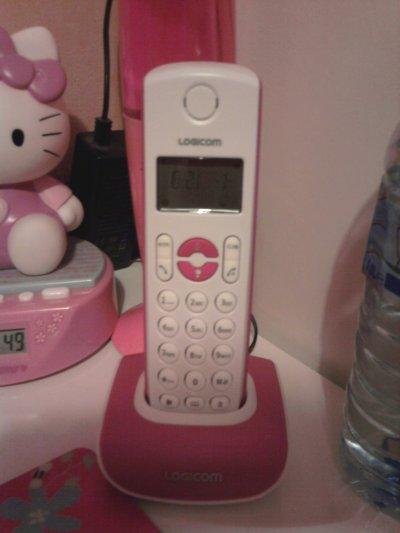 Mon telephone fixe !!!