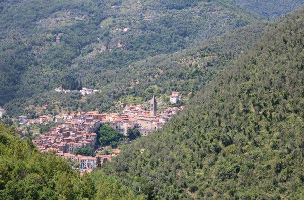 Pigna (IM), Alta Val Nervia