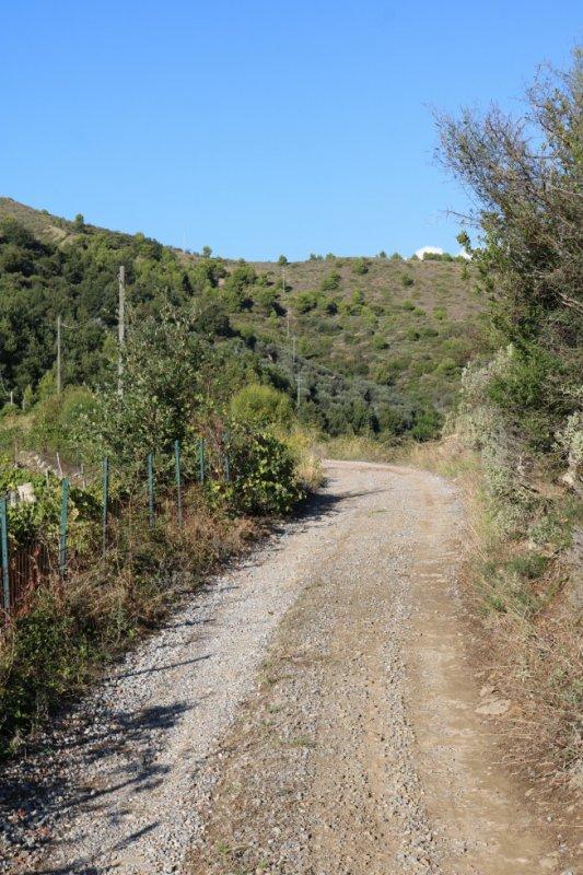 Perinaldo (IM): Località Gasco