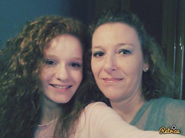 Ma maman à moi :)