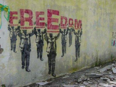 la liberté tue la liberté